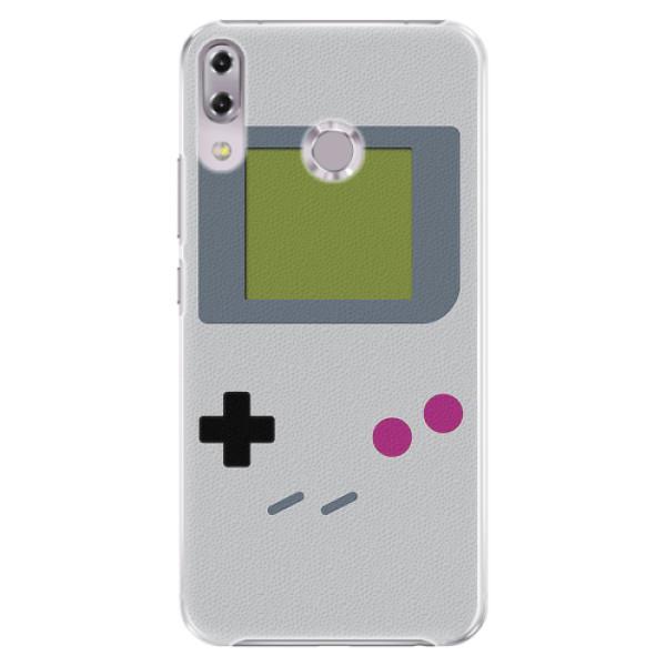 Plastové pouzdro iSaprio - The Game - Asus ZenFone 5Z ZS620KL