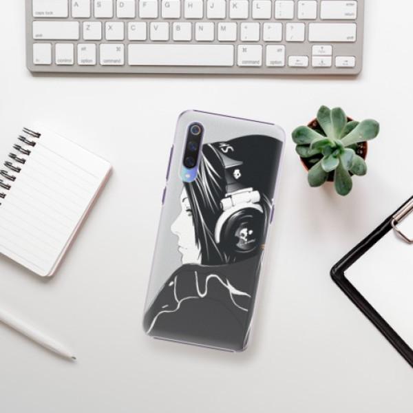 Plastové pouzdro iSaprio - Headphones - Xiaomi Mi 9