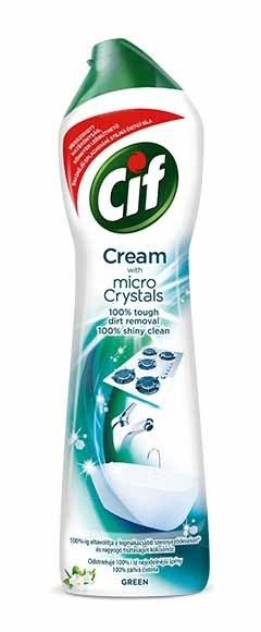 Cream Green krémový čisticí písek 500 ml