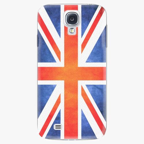Plastový kryt iSaprio - UK Flag - Samsung Galaxy S4