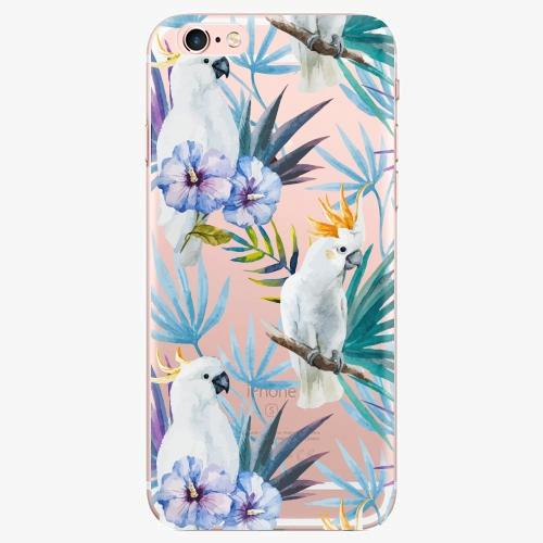 Plastový kryt iSaprio - Parrot Pattern 01 - iPhone 7