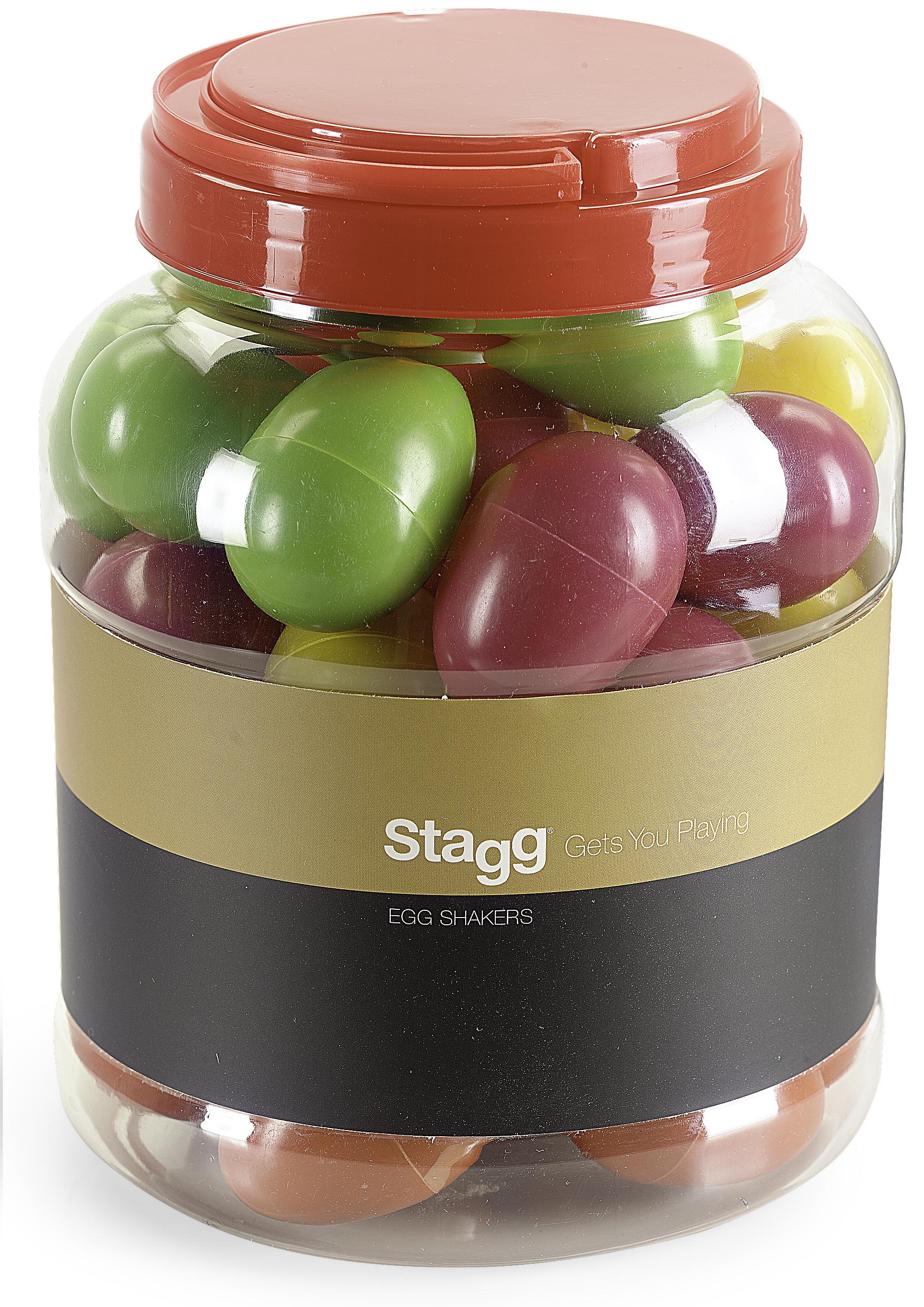 Stagg EGG-BOX1, mix 40ks vajíček