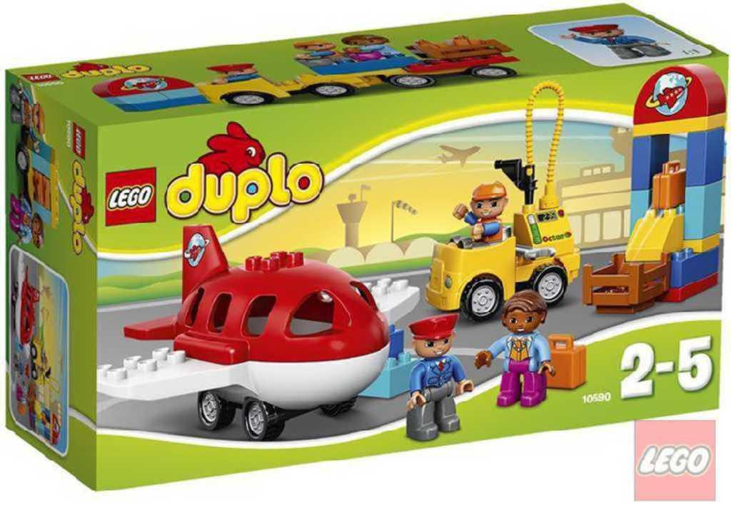 LEGO DUPLO Letiště 10590