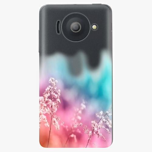 Plastový kryt iSaprio - Rainbow Grass - Huawei Ascend Y300