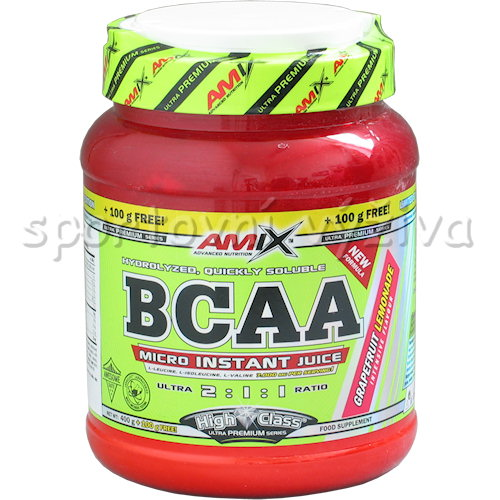 BCAA Micro Instant Juice 400g+100g - free-forest-fruits