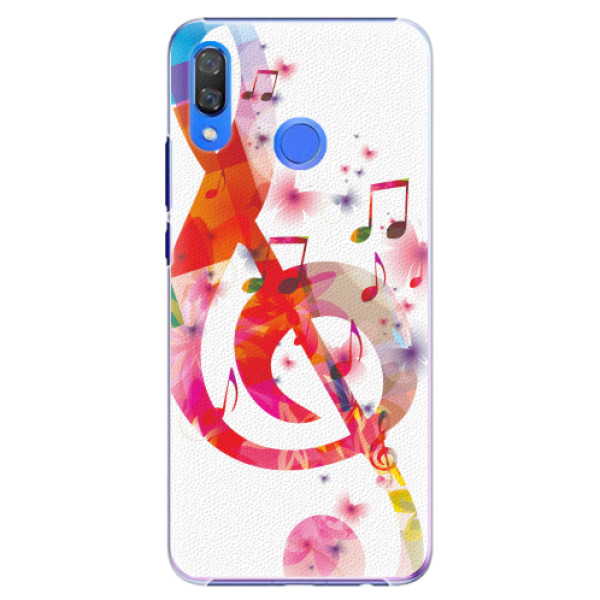 Plastové pouzdro iSaprio - Love Music - Huawei Y9 2019