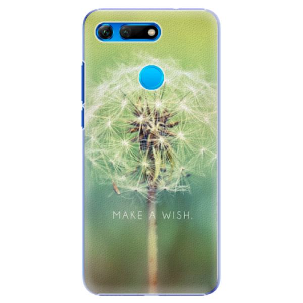 Plastové pouzdro iSaprio - Wish - Huawei Honor View 20