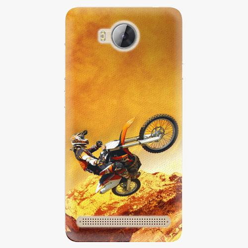 Plastový kryt iSaprio - Motocross - Huawei Y3 II