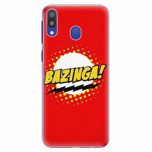 Plastový kryt iSaprio - Bazinga 01 - Samsung Galaxy M20