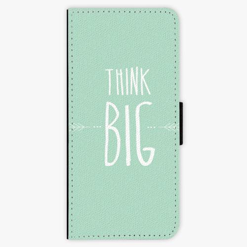 Flipové pouzdro iSaprio - Think Big - Samsung Galaxy Note 8