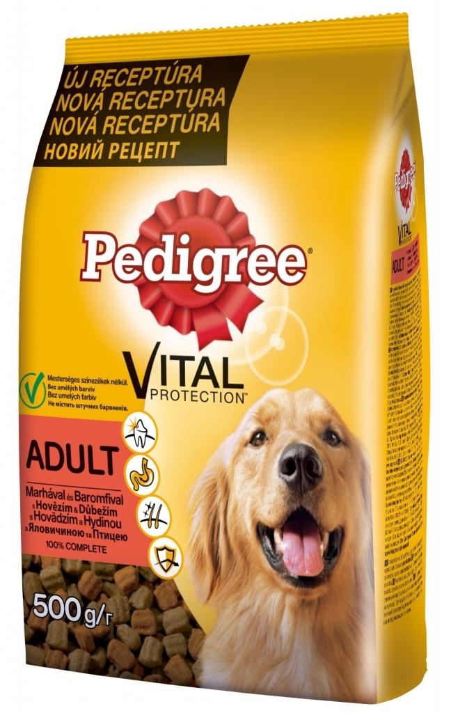 Vital Protection Adult s hovězím a drůbežím masem 500 g