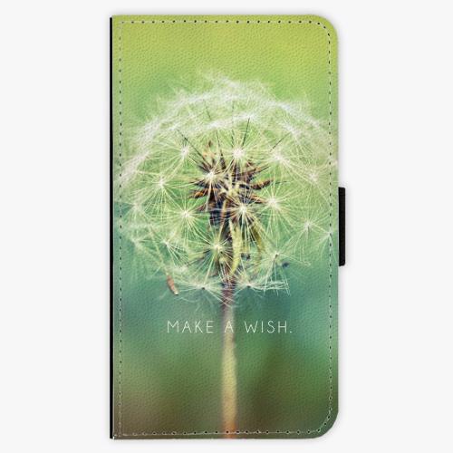 Flipové pouzdro iSaprio - Wish - Samsung Galaxy J7 2016