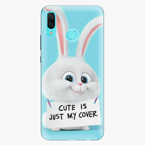 Plastový kryt iSaprio - My Cover - Huawei Nova 3