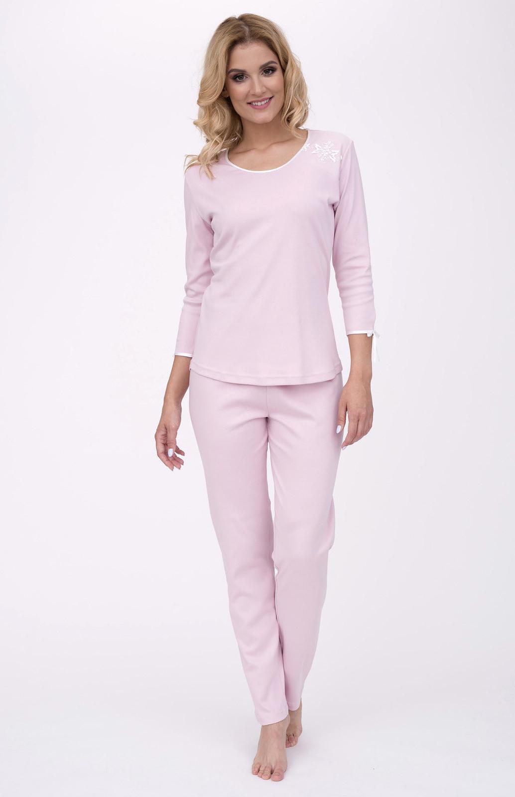 f1a299918c15 Dámské pyžamo Cana 009 7 8 2XL - Růžová XXL empty