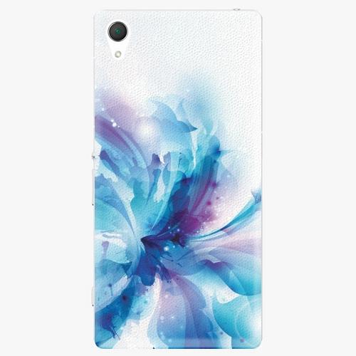 Plastový kryt iSaprio - Abstract Flower - Sony Xperia Z2