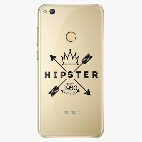 Plastový kryt iSaprio - Hipster Style 02 - Huawei Honor 8 Lite