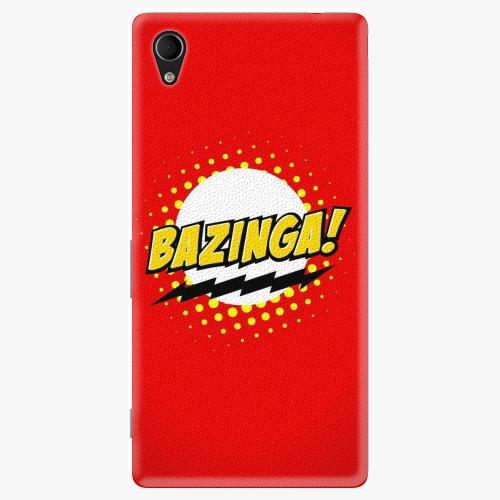 Plastový kryt iSaprio - Bazinga 01 - Sony Xperia M4