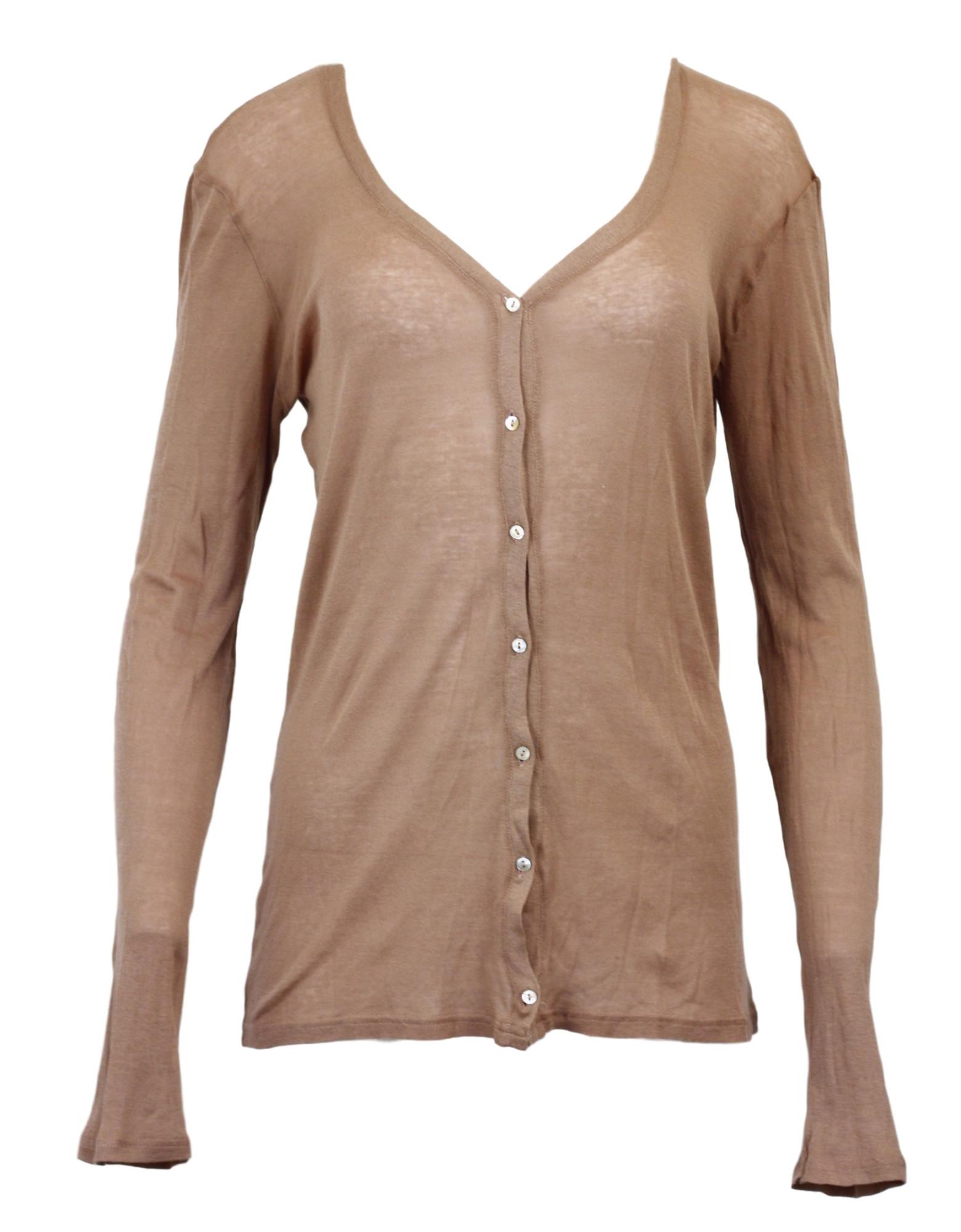 Dámský svetřík Vintage jacket - Rich Royal - Pudrová/XL