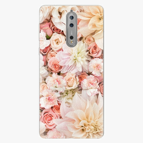 Plastový kryt iSaprio - Flower Pattern 06 - Nokia 8