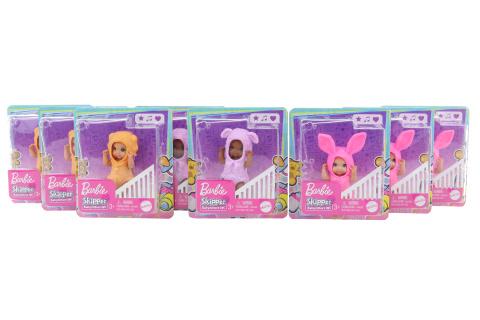 Barbie Miminko v kostýmu GRP01