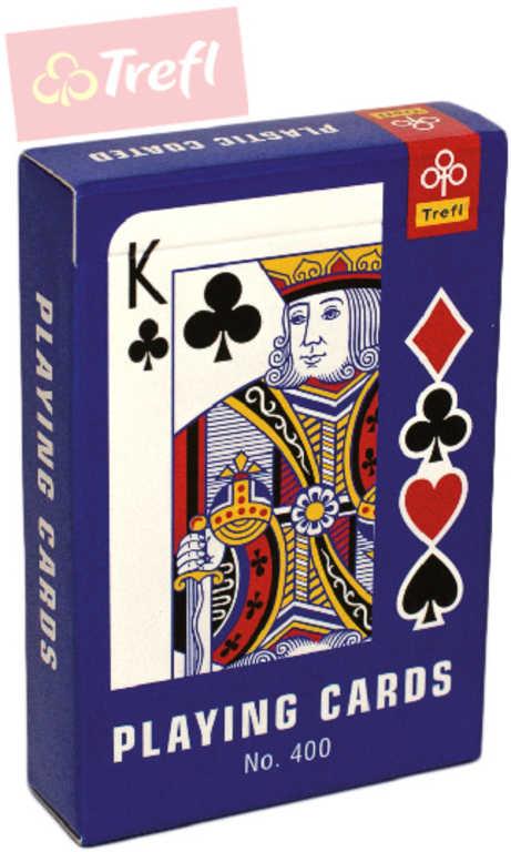 TREFL Karty hrací 55ks v krabičce 2 barvy
