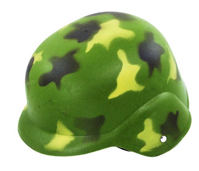 KARNEVAL Helma vojenská KARNEVALOVÝ DOPLNĚK