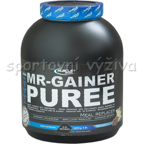MR gainer puree - 2270g-cokolada
