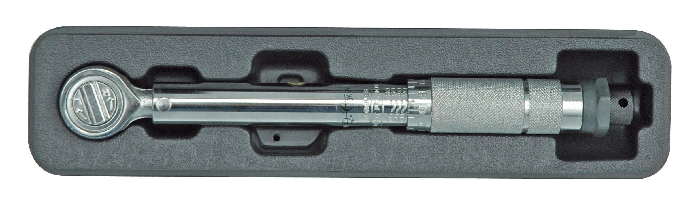 Momentový klíč 13,6 - 108 Nm