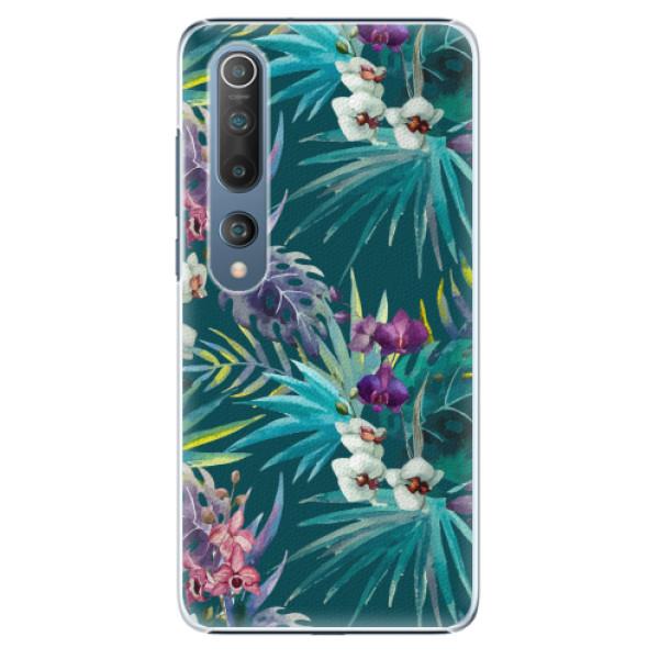 Plastové pouzdro iSaprio - Tropical Blue 01 - Xiaomi Mi 10 / Mi 10 Pro