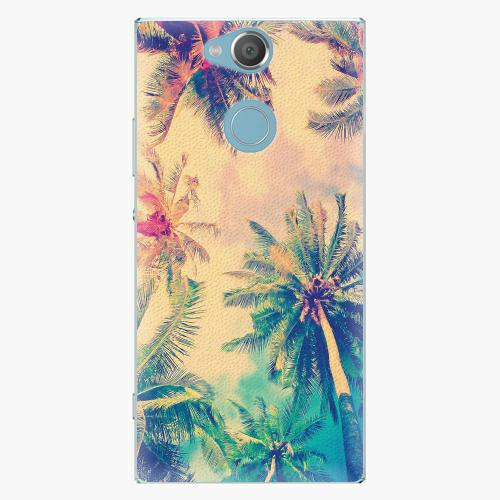 Plastový kryt iSaprio - Palm Beach - Sony Xperia XA2