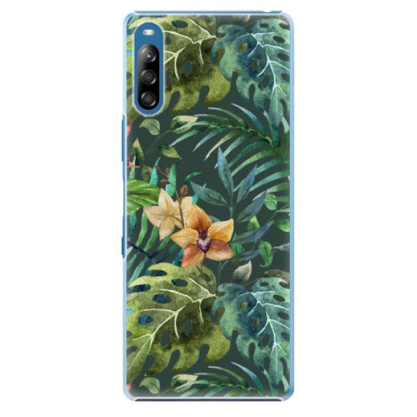 Plastové pouzdro iSaprio - Tropical Green 02 - Sony Xperia L4