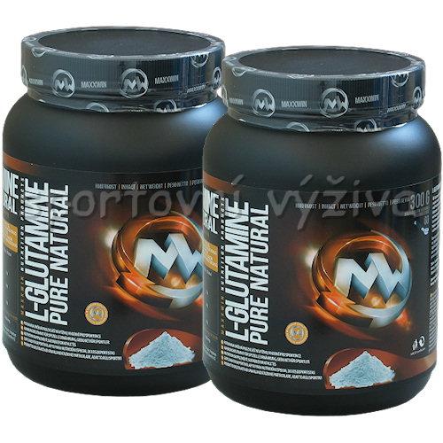 L-Glutamine Pure Fermented 300g + 300g