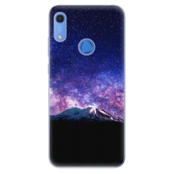 Odolné silikonové pouzdro iSaprio - Milky Way - Huawei Y6s