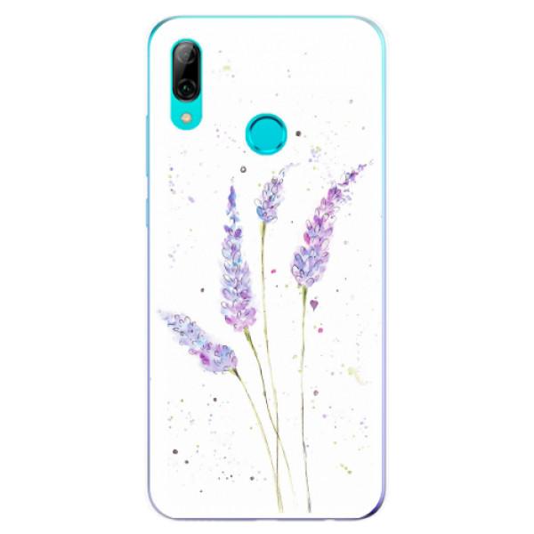 Odolné silikonové pouzdro iSaprio - Lavender - Huawei P Smart 2019