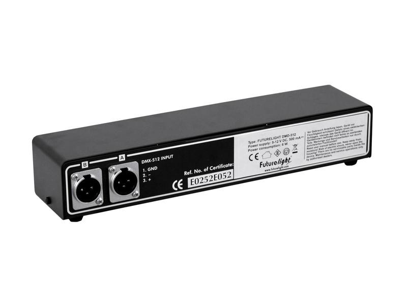 Futurelight DMD-512 DMX Monitor