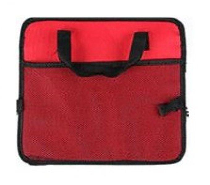 Organizér do kufru auta - Červená