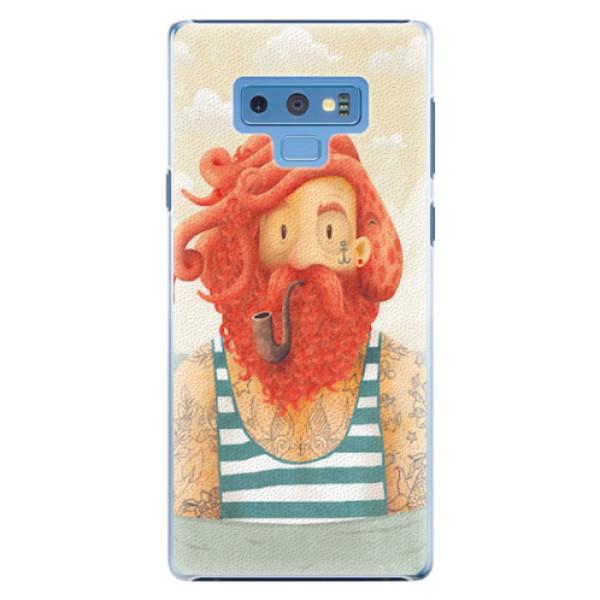 Plastové pouzdro iSaprio - Sailor - Samsung Galaxy Note 9