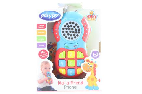 Playgro Dětský telefon