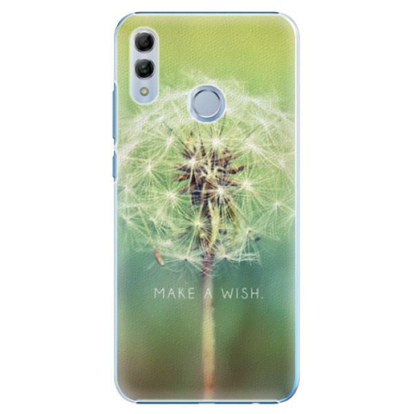 Plastové pouzdro iSaprio - Wish - Huawei Honor 10 Lite