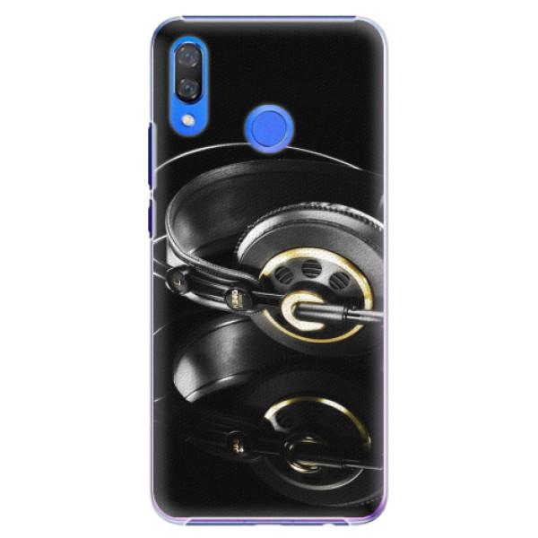 Plastové pouzdro iSaprio - Headphones 02 - Huawei Y9 2019