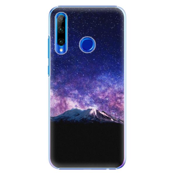 Plastové pouzdro iSaprio - Milky Way - Huawei Honor 20 Lite