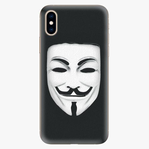 Plastový kryt iSaprio - Vendeta - iPhone XS