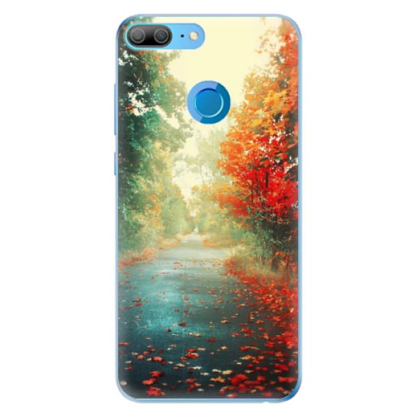 Odolné silikonové pouzdro iSaprio - Autumn 03 - Huawei Honor 9 Lite