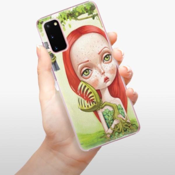 Plastové pouzdro iSaprio - Poison - Samsung Galaxy S20