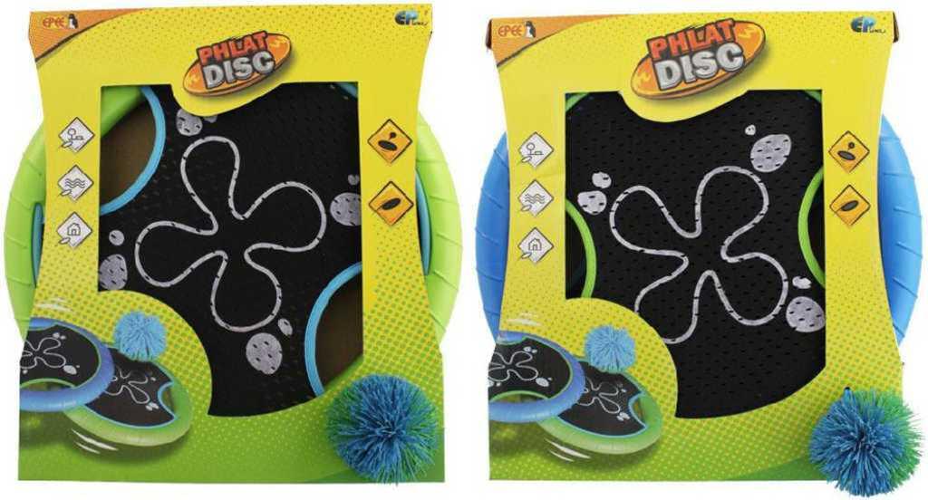 EP line Phlat disc 30cm frisbee set talíř míčkem 2 barvy