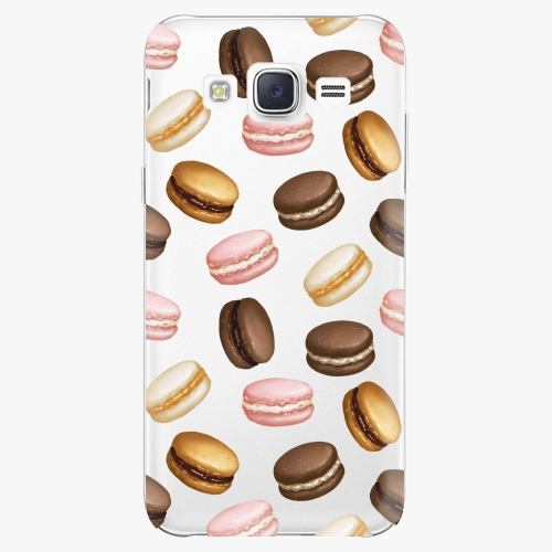 Plastový kryt iSaprio - Macaron Pattern - Samsung Galaxy Core Prime