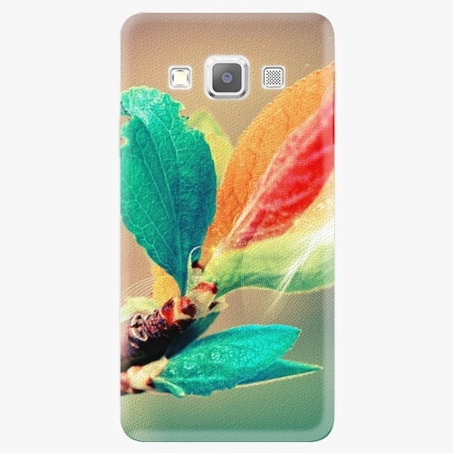 Plastový kryt iSaprio - Autumn 02 - Samsung Galaxy A3