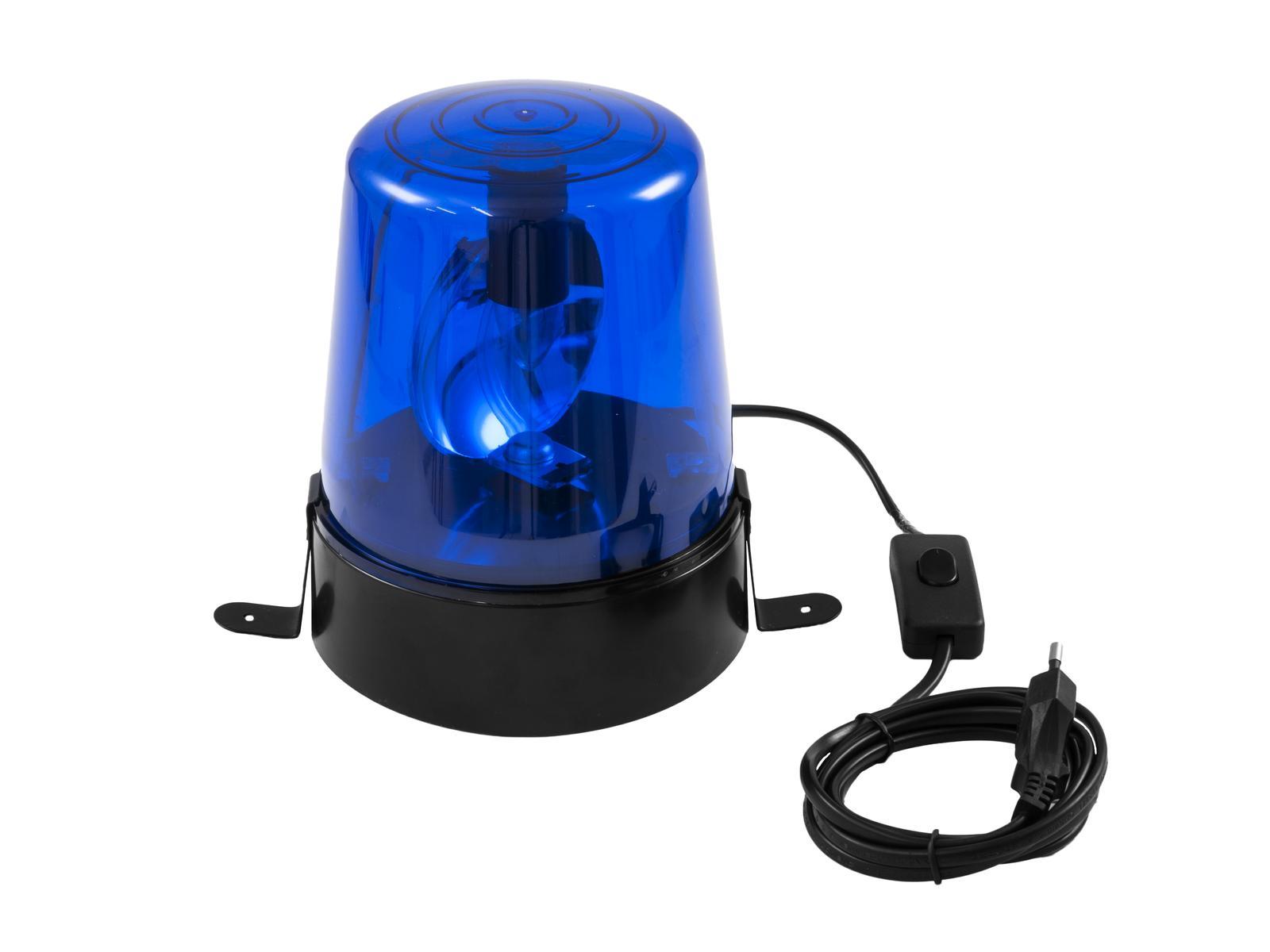 Maják, modrý, 230V/18W