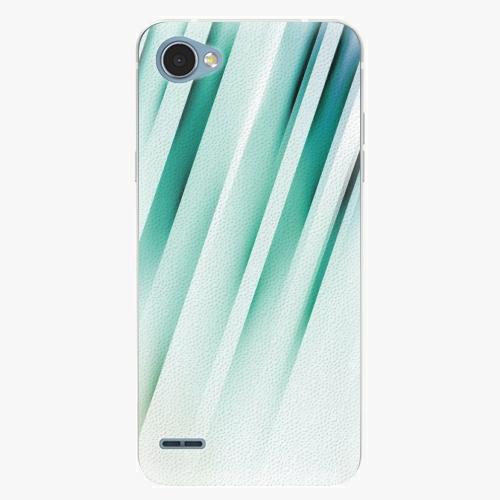 Plastový kryt iSaprio - Stripes of Glass - LG Q6