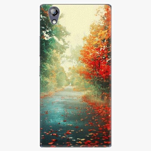 Plastový kryt iSaprio - Autumn 03 - Lenovo P70